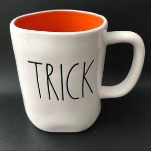 Rae Dunn Trick or Treat Double Sided Mug